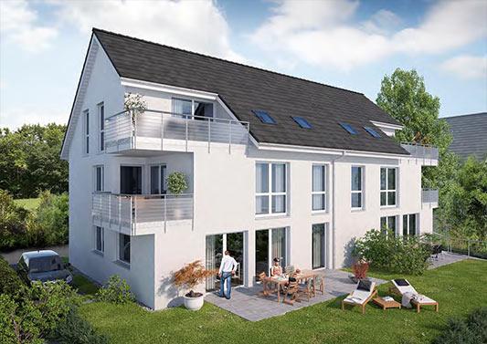 wohnbau merkt gmbh eigentumswohnungen im neubau im raum With garten planen mit verglasung balkon eigentumswohnung